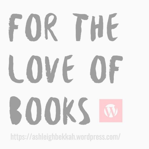 For The Love of Books Blog