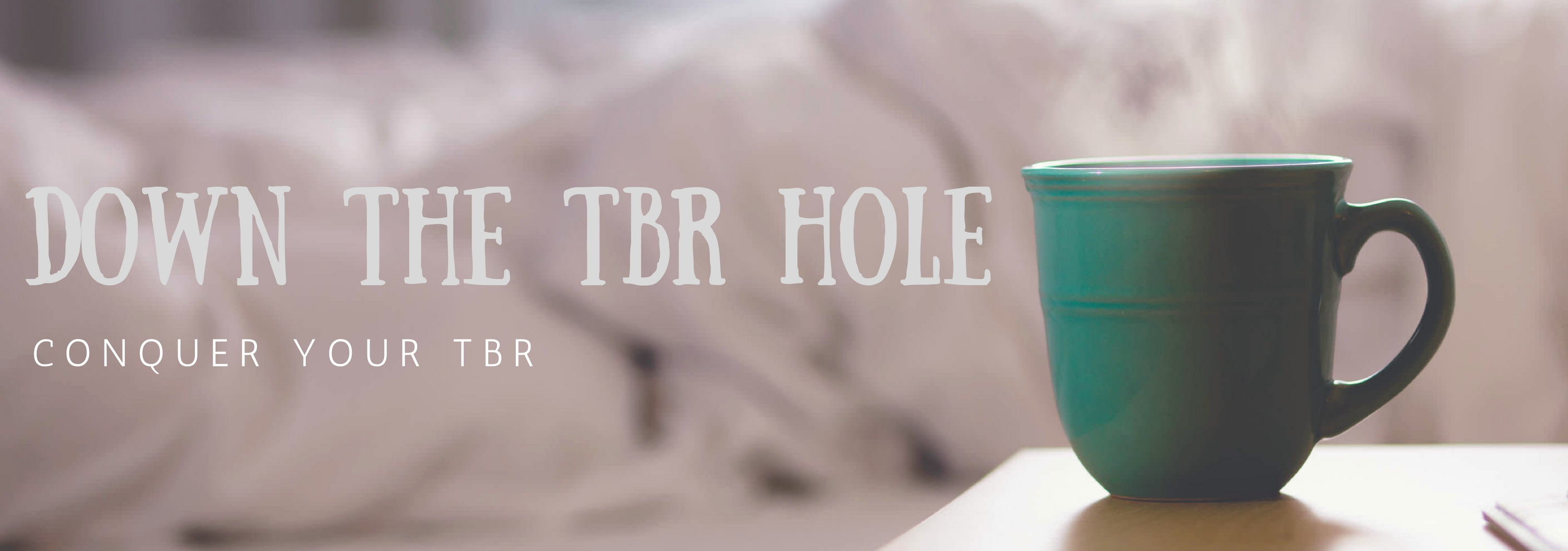 Down the TBR Hole | Conquer Your TBR #13
