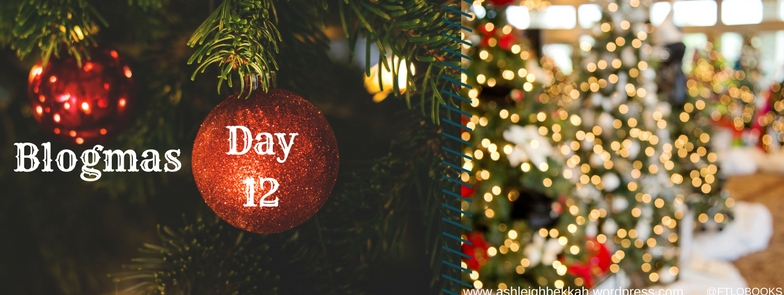 The 12 Days of Christmas Book Tag |Blogmas Day 12