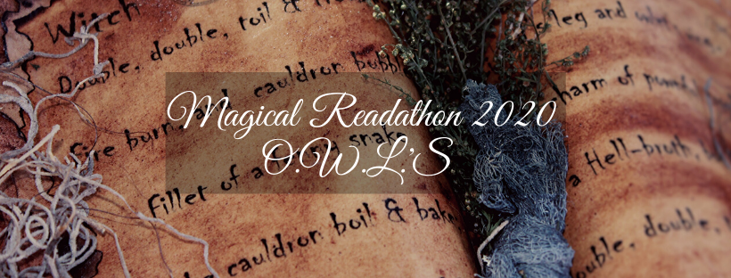 O.W.L.S TBR // Magical Readathon 2020