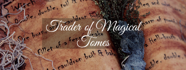Trader of Magical Tomes